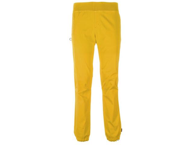 Nihil Minimum Pants Women Yellow Ceylon